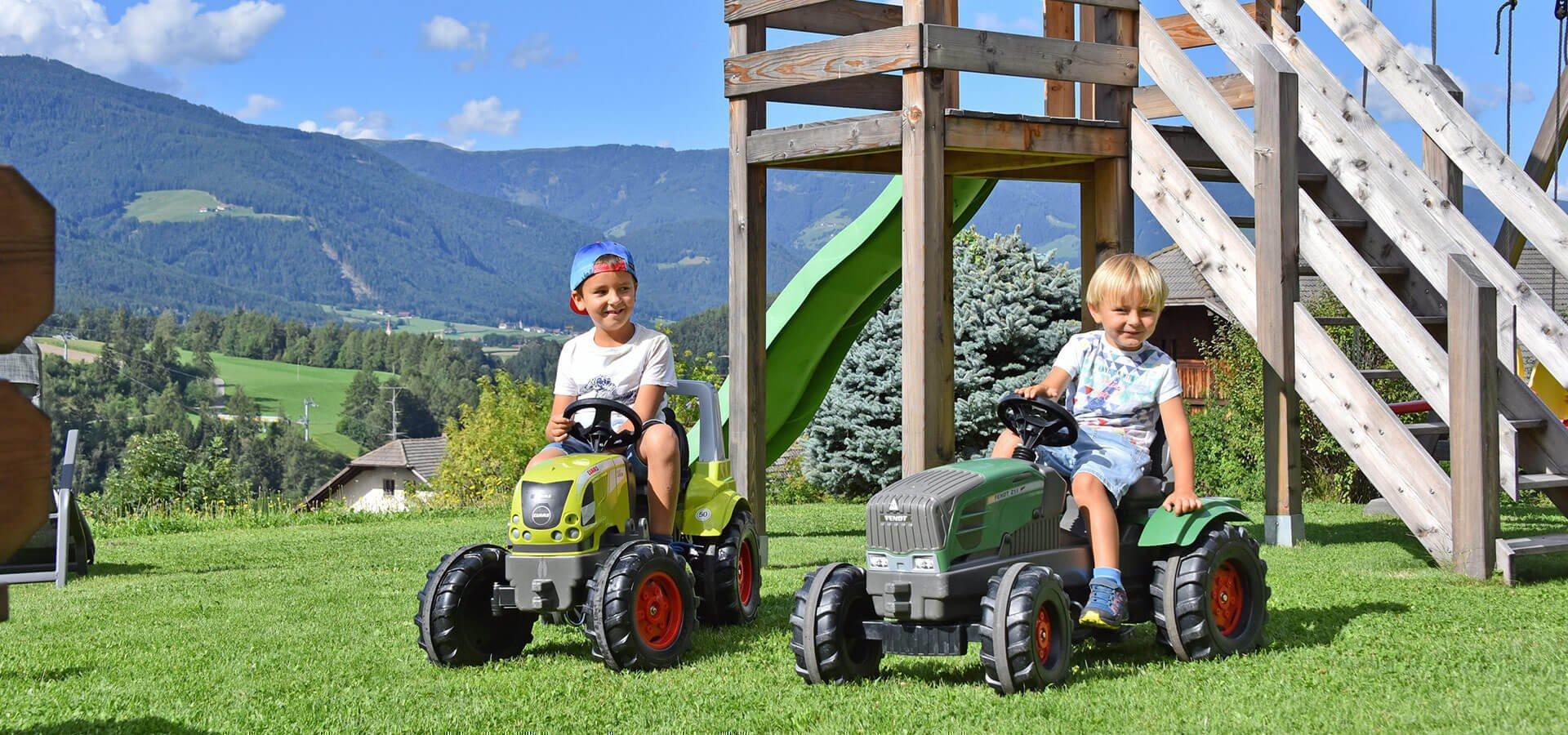 Erlebnissommer im Pustertal - Urlaub am Fuchshof in Südtirol