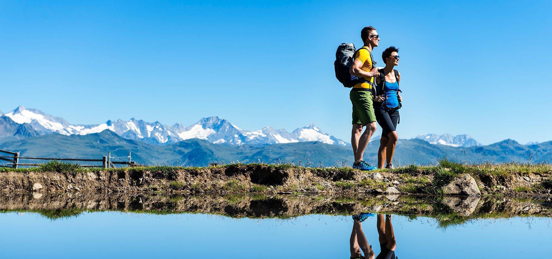 Wanderfreuden in den Dolomiten
