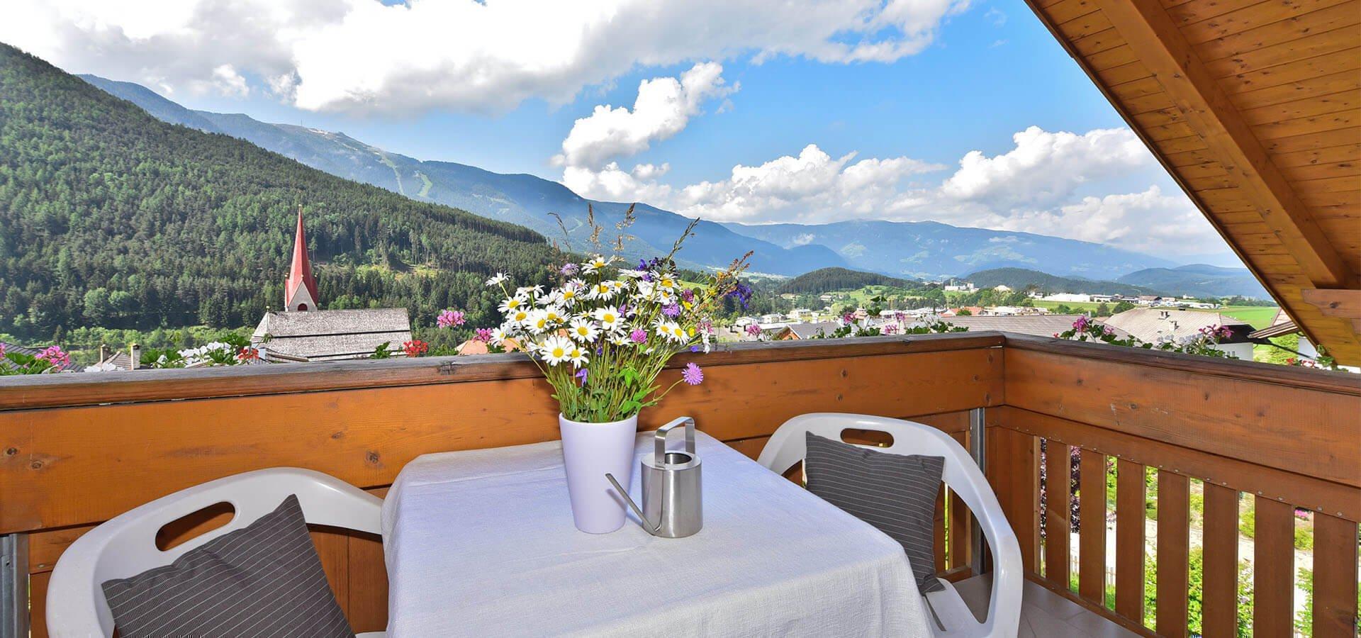 Fuchshof in Südtirol - Unterkunft Kronplatz