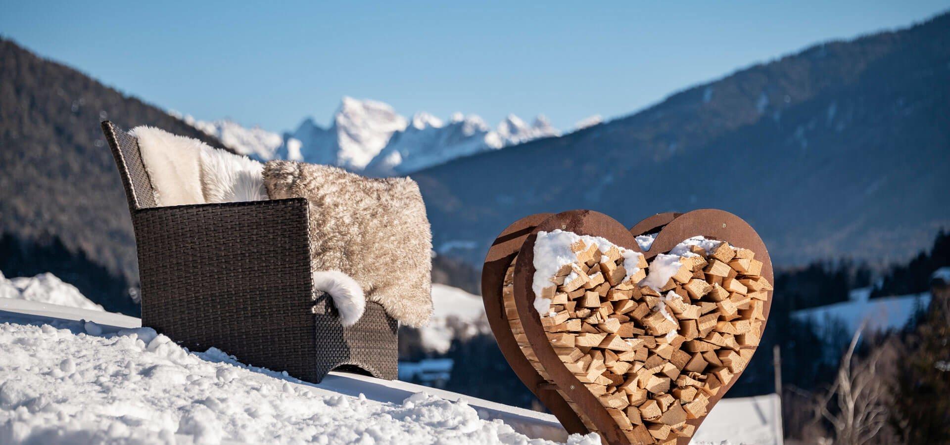 Skiurlaub am Kronplatz - Fuchshof im Pustertal