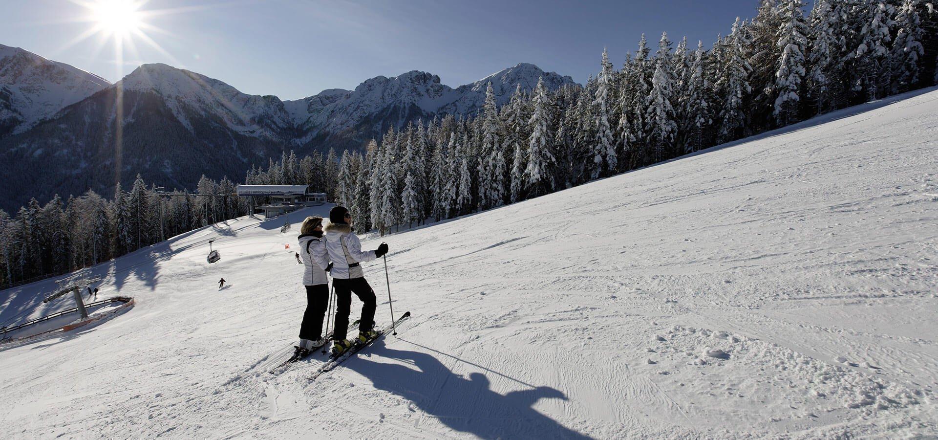 Skiurlaub Kronplatz - Fuchshof im Pustertal