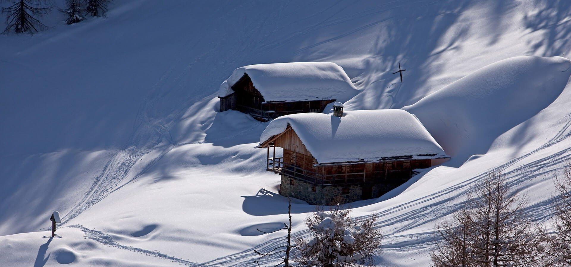 Winterurlaub am Kronplatz - Fuchshof im Pustertal