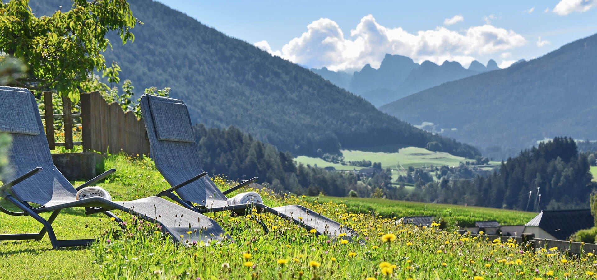 Fuchshof bei Bruneck / Südtirol