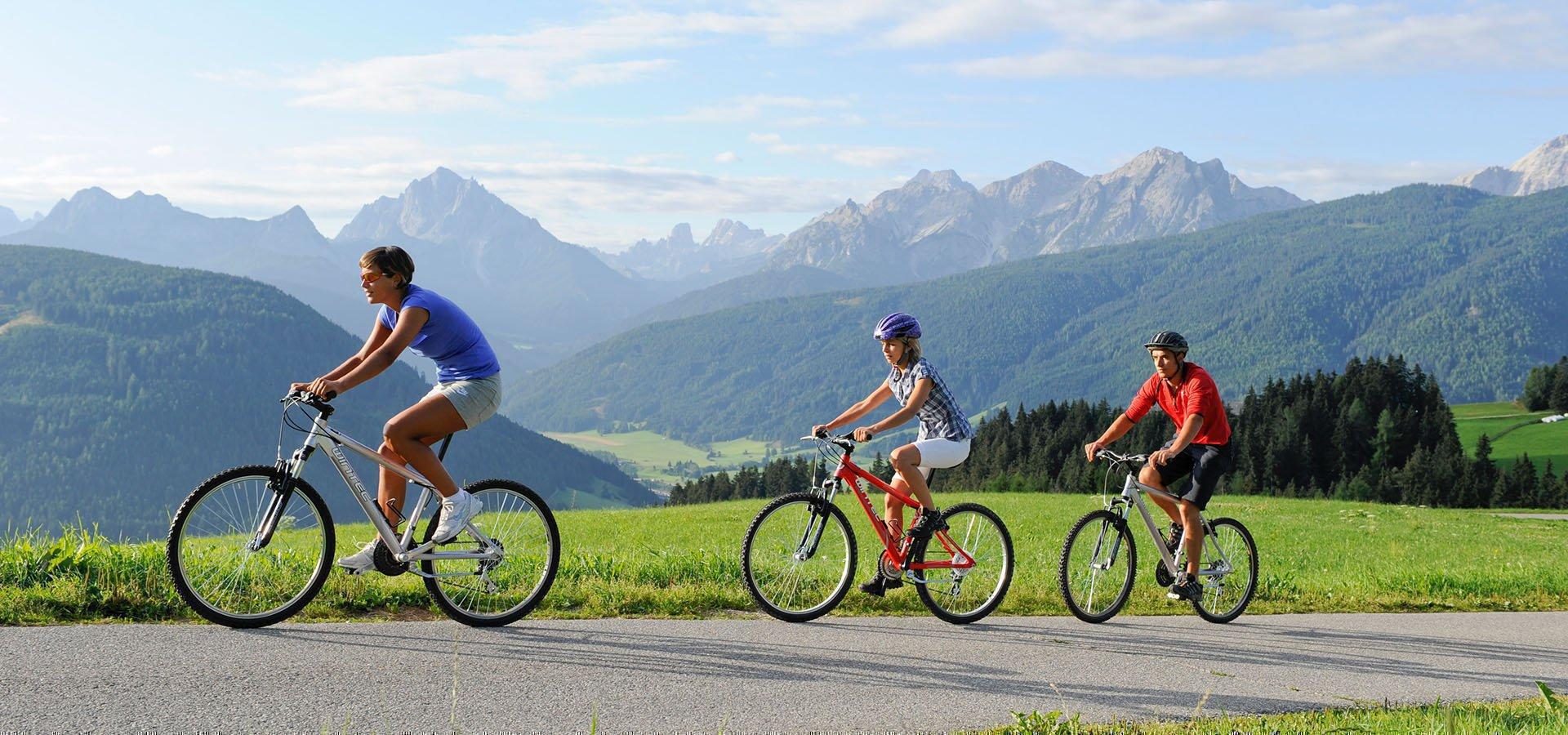 Erlebnissommer im Pustertal - Urlaub am Fuchshof in den Dolomiten